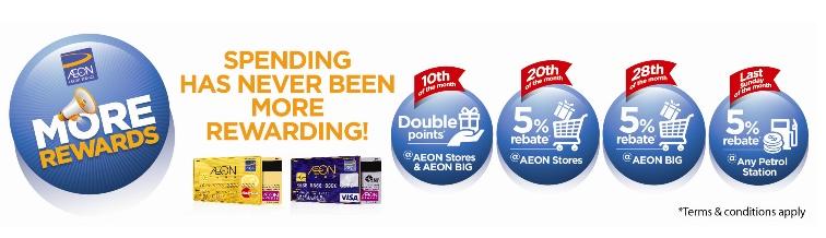 理財   信用卡AEON Credit Card~ 之2篇 - Angel(Poi Woon)の健康 理財~ 分享博客