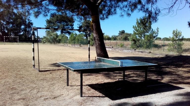 Mesa para ténis de mesa