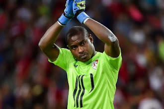 Rohr not sure on Enyeama availability for Russia 2018
