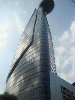 Grattacielo Eliporto a Ho Chi Minh City (Saigon), Vietnam