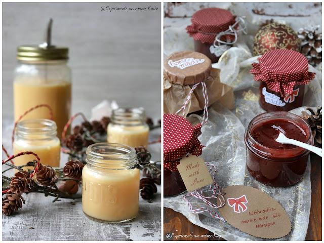 Orangen-Eierlikör mit Licor 43 | Rezept | Alkohol | Getränke | Weihnachten | Ostern | Geschenke aus der Küche | Weihnachtsmarmelade mit Marzipan | Frühstück