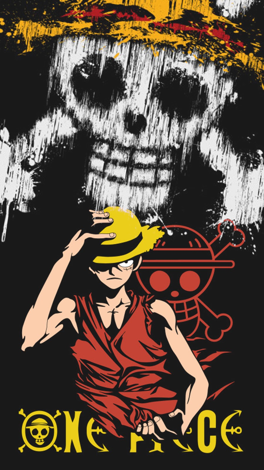 wallpaper anime one piece untuk android wallpaper images