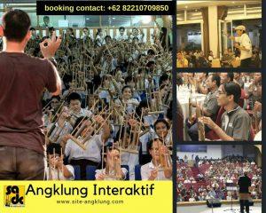 Jasa Pelatihan Dan Sewa Pertunjukan Angklung Terbaik Di Bandung