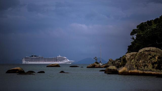 Visitar los confines de la Tierra en crucero estará en tu agenda de viajes 2019