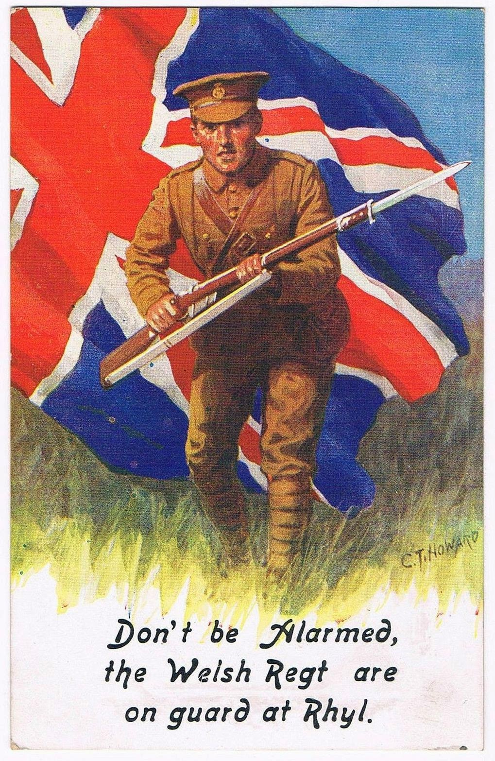 World War 1, World War One, First World War, The Great War