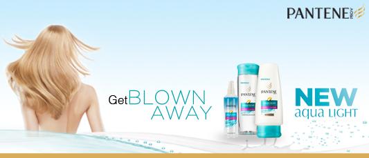Soin Après-Shampooing Cheveux Fins Aqua Light Nutrition et Légèreté - Pantene Pro-V