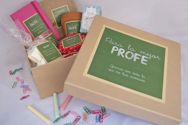 regalos para profesores blog mama de noa