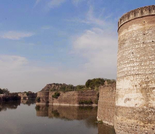 Lohagarh Fort Bharatpur Rajasthan