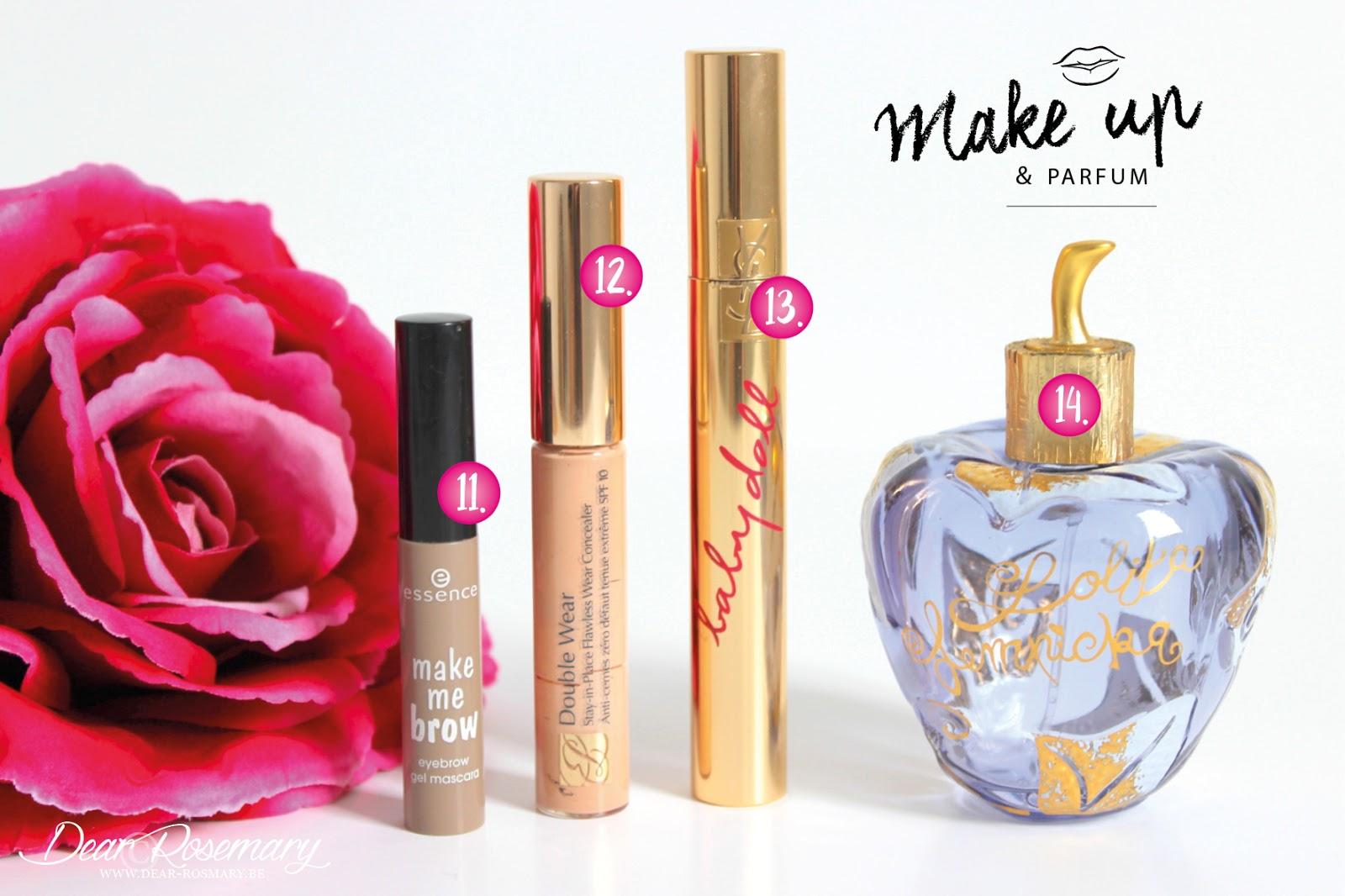 Mascara essence rose prix