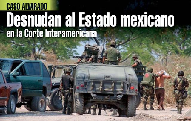 """""""El Grupo de los Belicos"""" del ejercito que combativa a narcos al estilo """"narco"""" levantaban, torturaban, mataban y desaparecían"""