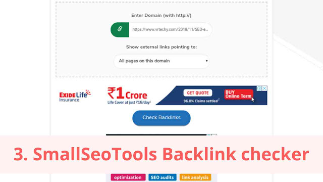 Free mai backlinks check karne ke tarike ?