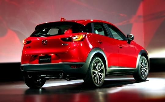 2017 Mazda CX-3 Price