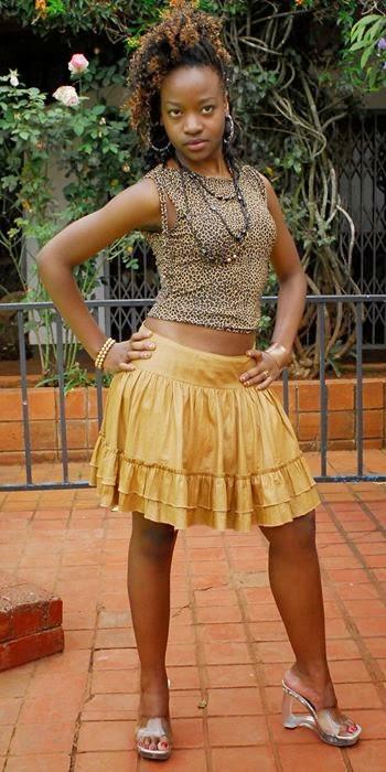 Sexy Naked Kenyan Women