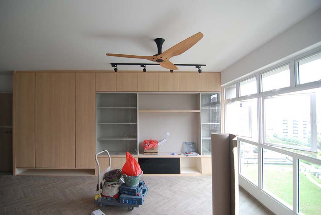 kitchen open concept hdb    670 x 450