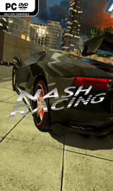 Nash Racing Game Cover - Nash Racing-POSTMORTEM