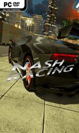 Nash Racing Game Cover - Nash Racing-POSTMORTEM