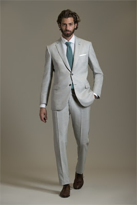 Single breasted jacket - 2 button - Brioni SS 2013