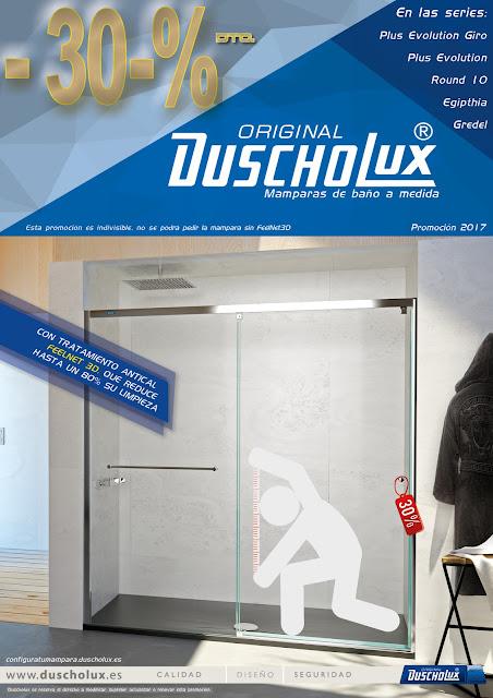 Ofertas y Promociones DUSCHOLUX