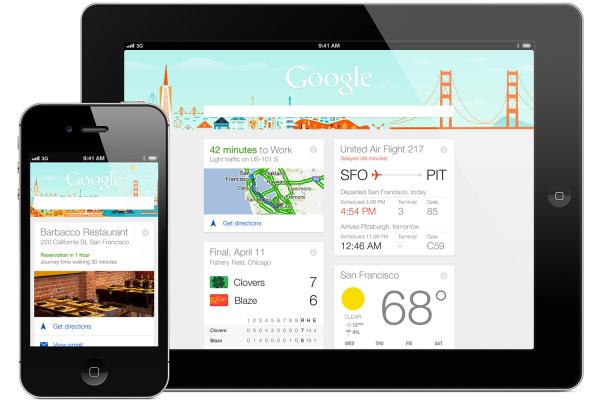 جوجل تدخل تغيرات جديدة على مساعدها الشخصي Google Now