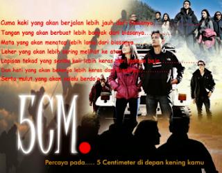 """Google Image - 20 Kata Mutiara Film """"5 Cm"""" Dalam Bahasa Inggris Dan Artinya"""