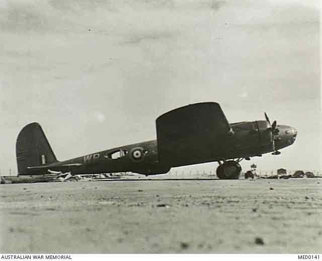 RAF B-17 in North Africa, 29 November 1941 worldwartwo.filminspector.com