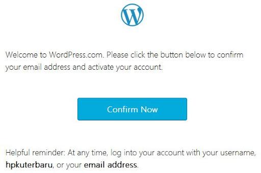 Cara Membuat Website & Blog Baru di Blogger dan WordPress