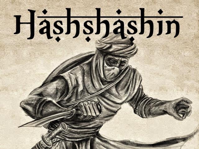 The Hashashin organisasi rahasia yang bergerak dalam bidang pembunuh bayaran