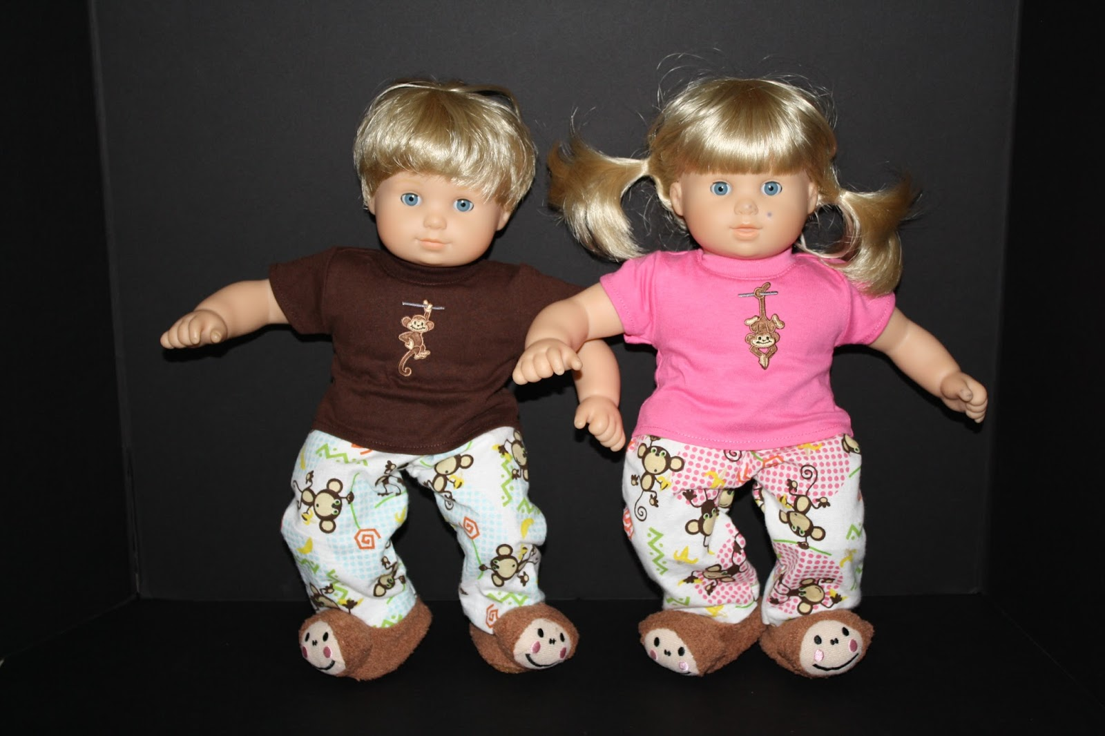 American Girl And Bitty Baby Clothes And Dolls