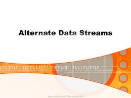 What is Alternate Data Streams?
