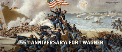 Glory Indeed: Remembering Fort Wagner and the 54th Massachusetts