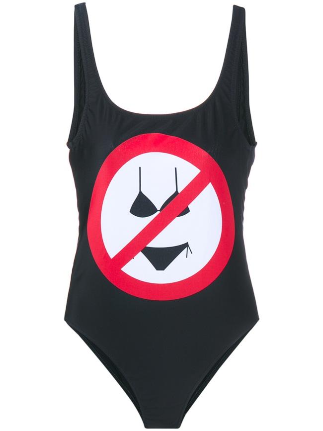 貢寮海洋音樂祭 Moschino禁穿比基尼泳衣