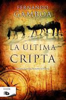 La última cripta, Fernando Gamboa