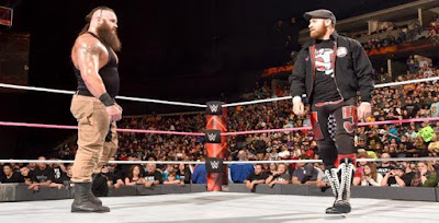 Braun Strowman Challenged On Raw Roster