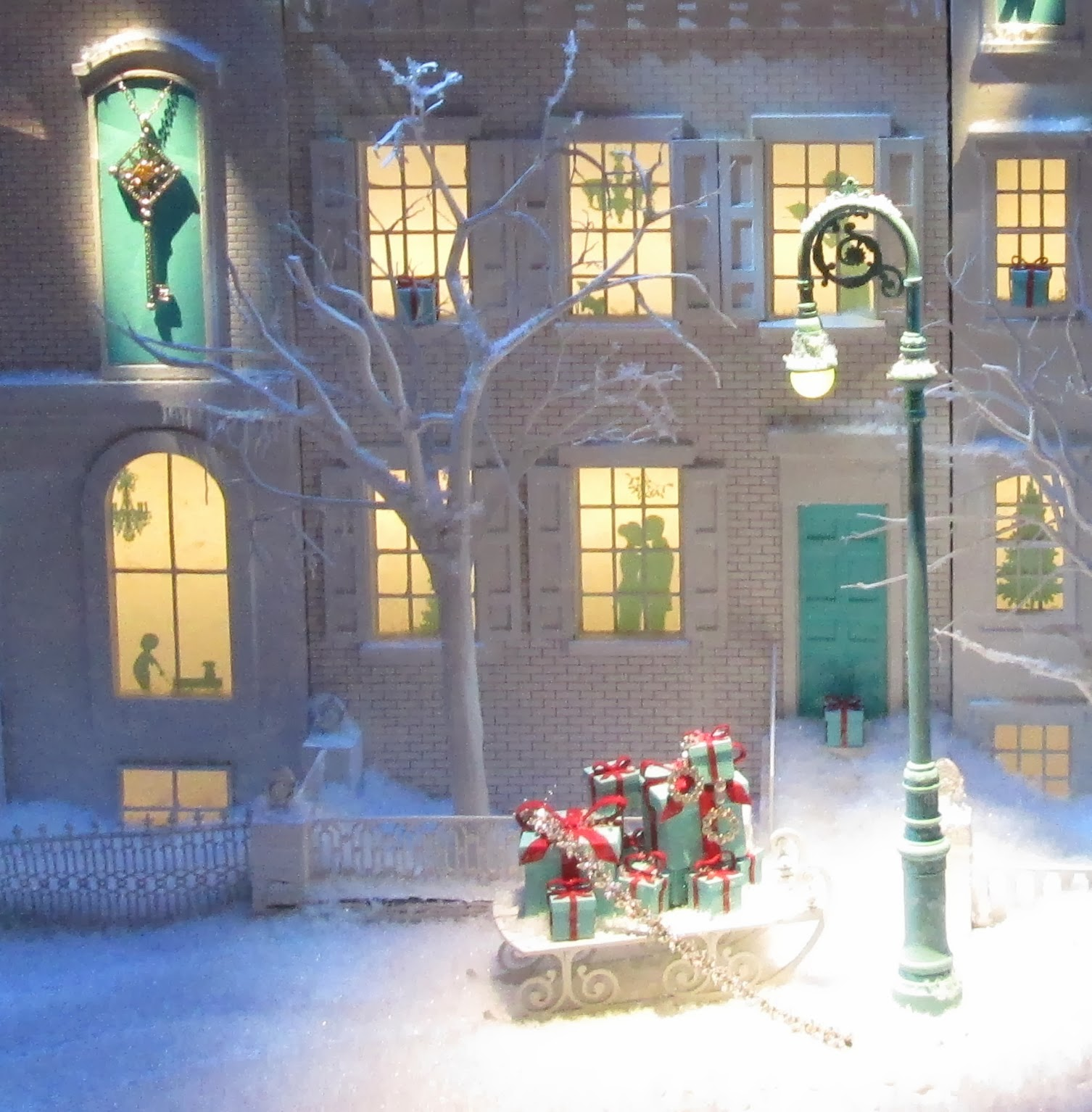 Tiffany And Co Home Decor: Everything Just So: Christmas In New York 2013: Tiffany & Co