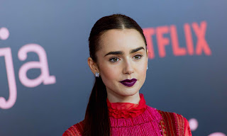 Lily Collins Wallpaper HD 2019