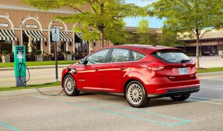 2017 ford focus electric review carfoss. Black Bedroom Furniture Sets. Home Design Ideas