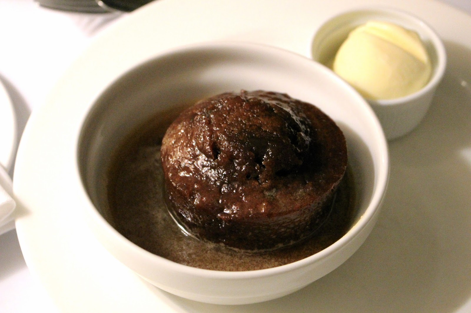 the caledonian edinburgh sticky toffee pudding