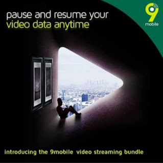 9mobile has officially announced two new video streaming bundles which is the first of its kind according