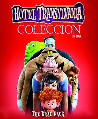Hotel Transylvania Coleccion [Latino]