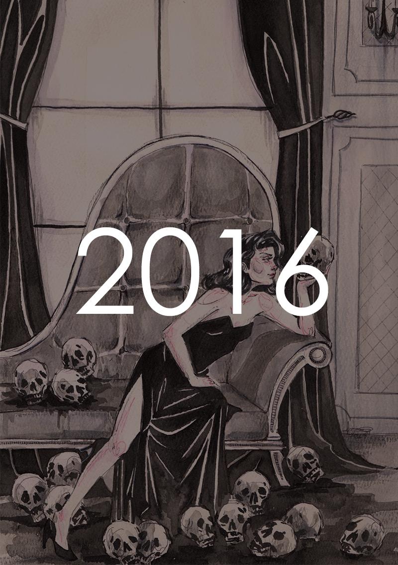 2016 Artworks - Zyra Banez