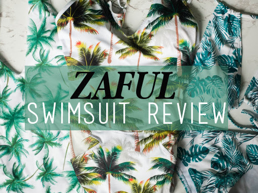 Review: Zaful swimsuits