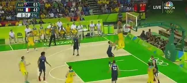 Australia vs. France - Full Highlights (VIDEO) Rio Olympics 2016 - Basketball