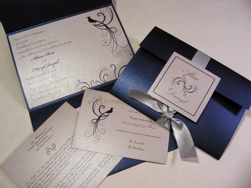 zem printers wedding cards