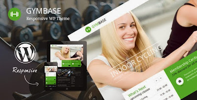 Download ThemeForest GymBase - Responsive Gym Fitness WordPress Theme for free.