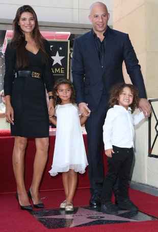 Vin Diesel's Family | ...