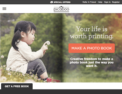 Picaboo lets you tell your story with a professionally crafted photo book totally customised by you