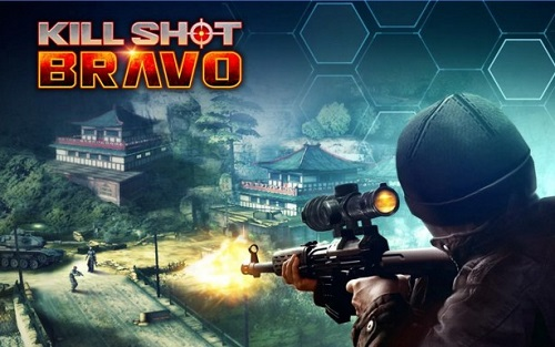 Kill Shot Bravo Mod Apk v4.0 Terbaru (Unlimited Ammo)