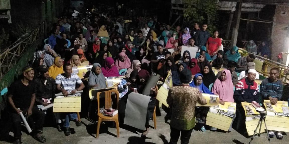 Dinanti Warga Citta, Sosialisasi Supriansa Dibanjiri Warga
