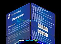 Chỗ in thẻ tích điểm quà tặng bằng thẻ nhựa pvc