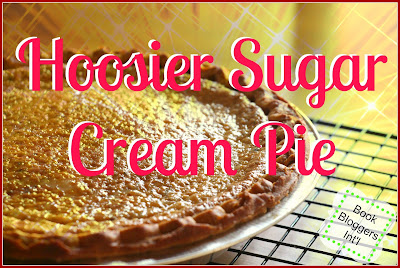 hoosier sugar cream pie recipe